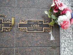 Fred William Cobb