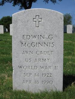 Edwin Gillett McGinnis