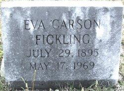 Eva <i>Barr</i> Fickling