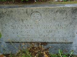 Charlie T Brooks