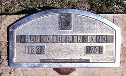 Archibald F. England