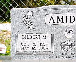 Gilbert Melvin Amidon