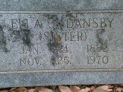 Ella Jane <i>Howell</i> Dansby