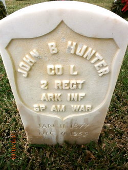 John B Hunter