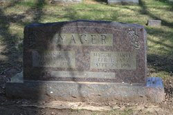 Maggie <i>Jarvis</i> Yager