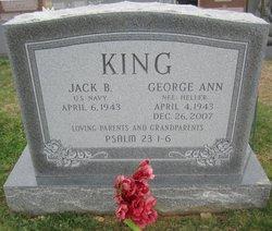George Ann <i>Heller</i> King