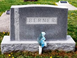 Catherine Wilhemina (Minnie) <i>Burman</i> Berner