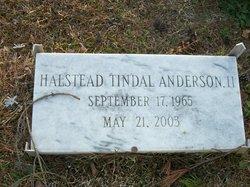 Halstead Tindal Anderson, II