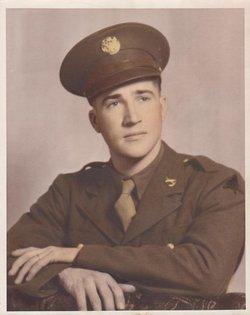 PFC Wilmer Charles Bill Kenney