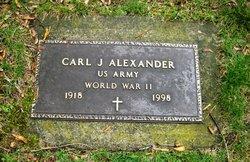 Carl J. Alexander