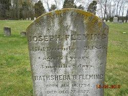 Bathsheba <i>Barlow</i> Fleming