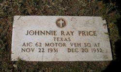AMN Johnnie Ray Price