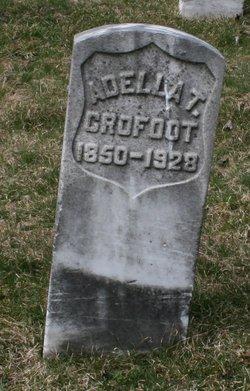 Adella T Crofoot