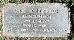 Carl Oscar Booton