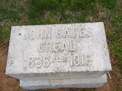 John Cates Creal