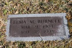 Margaret Elma <i>Bridges</i> Burnett