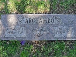Frank Edward Archambo