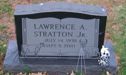 Lawrence A Larry Stratton