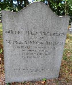 Hariet <i>Southworth</i> Hastings