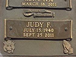 Julia F. Judy <i>Grimes</i> Coleman