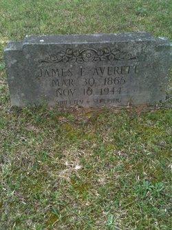 James Ernest Averett