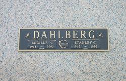 Lucille A <i>Stevens</i> Dahlberg