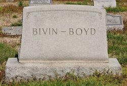 Beulah <i>Boyd</i> Bivin