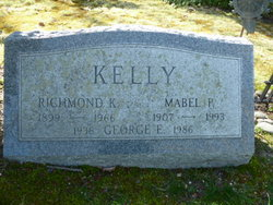 Mabel P Kelly