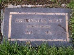 Antoinette <i>Stallone</i> West