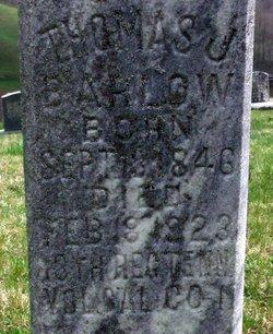 Thomas Jefferson Barlow