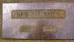 Orson Parley Bates, Jr