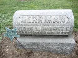 Verus L Merriman