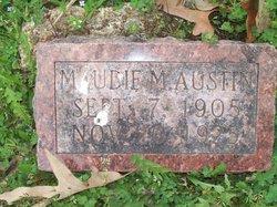 Maude <i>Furgerson</i> Austin