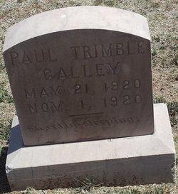 Paul Trimble Galley