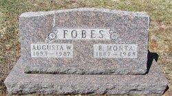 Burton Montague B Monta Fobes