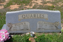 William Hillary Hill Quarles