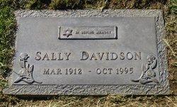 Sally <i>Goldstein</i> Davidson