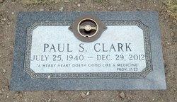 Dr Paul Stuart Clark