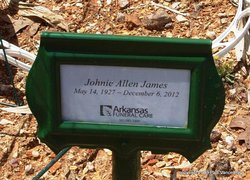 Johnie Allen James