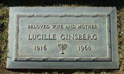 Lucille Ginsberg