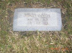 Bernice Virginia <i>Price</i> Chiles