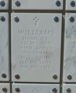 Harold Lloyd Hal Williams