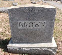 Emma <i>Crockett</i> Brown