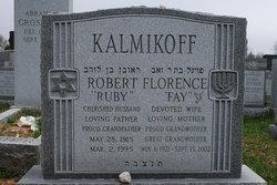 Florence Fay <i>Applebaum</i> Kalmikoff