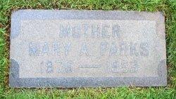 Mary Alta <i>Mills</i> Parks
