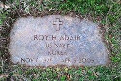 Roy Herbert Adair