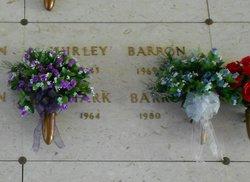 Shirley <i>Marshall</i> Barron