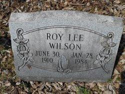 Roy Lee Wilson