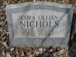 Cora Lillian Nichols