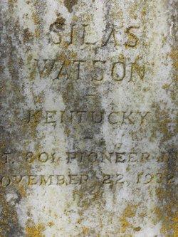 Silas Watson